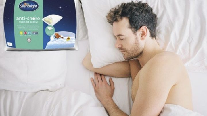 Lidl is flogging anti-snoring pillows for a bargain price