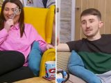 Gogglebox viewers left 'disgusted' after Pete flashes bare bottom at sister