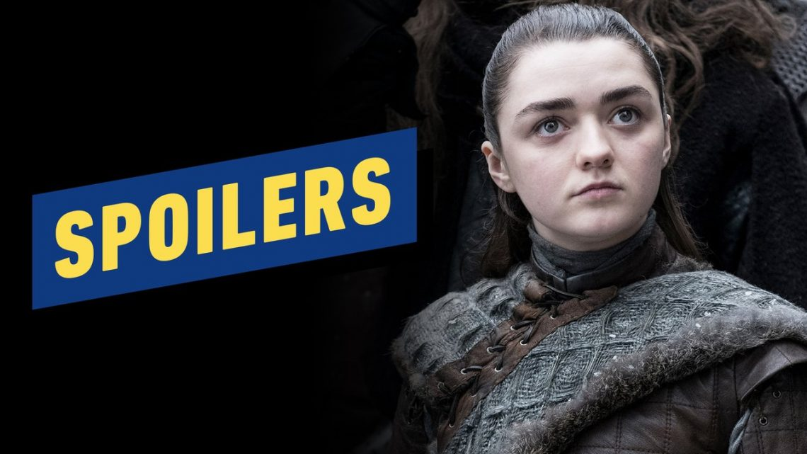 Game of Thrones: What Weapon Did Arya Ask Gendry to Forge?