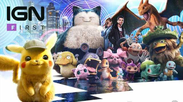 Why Mr. Mime Was Almost Cut From Pokemon: Detective Pikachu – IGN First