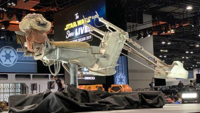 The Mandalorian: First Images of New Outer Rim Speeder Bike Revealed