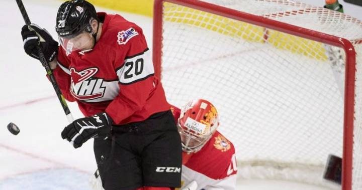 Saskatoon, Prince Albert hosting CHL Canada-Russia games