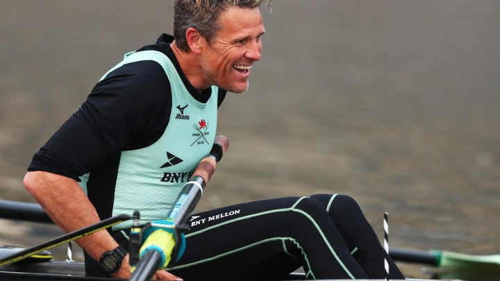 Boat Race 2019: 'Privilege' to race James Cracknell but focus is on Oxford success, says Felix Drinkall