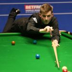 Ronnie O'Sullivan trails amateur James Cahill 5-4 after first session in Sheffield
