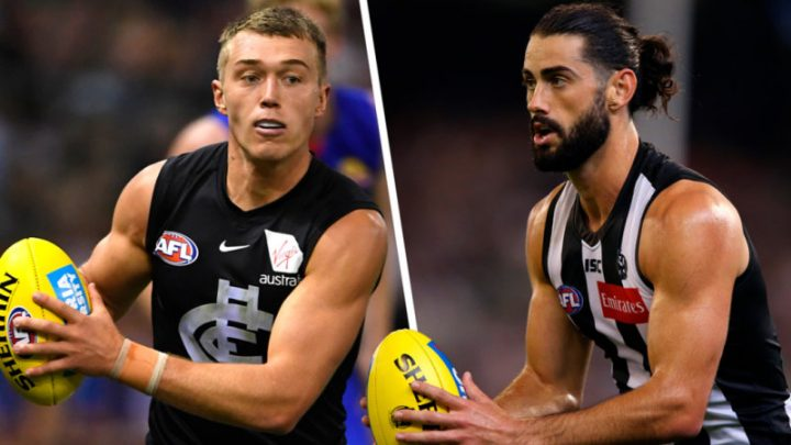 Cripps v Grundy: Who would you choose to play on your team?