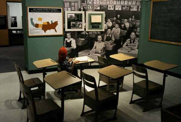 A New Study Shows How School Segregation Still Exists 65 Years After Brown V. Board