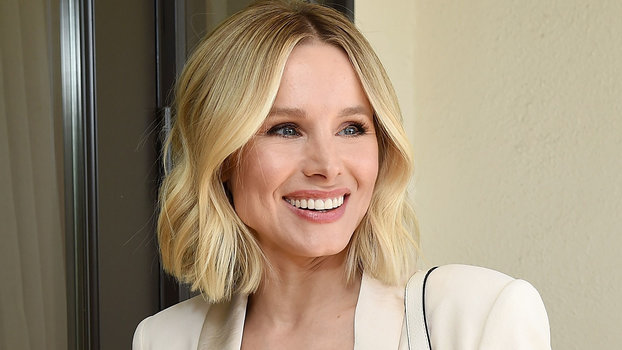 "Kristen Bell Buys ""A Ton"" of Her Kids' Clothes Secondhand"