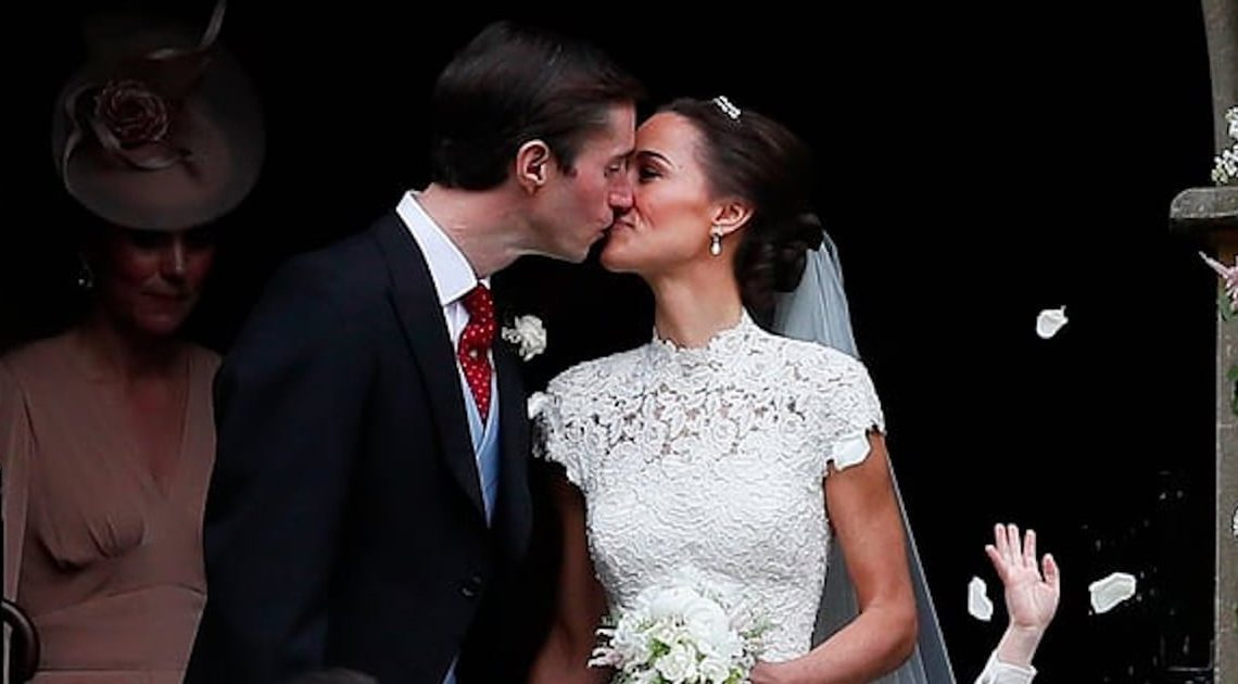 Look Back at the Best Photos From Pippa Middleton's Stunning Wedding