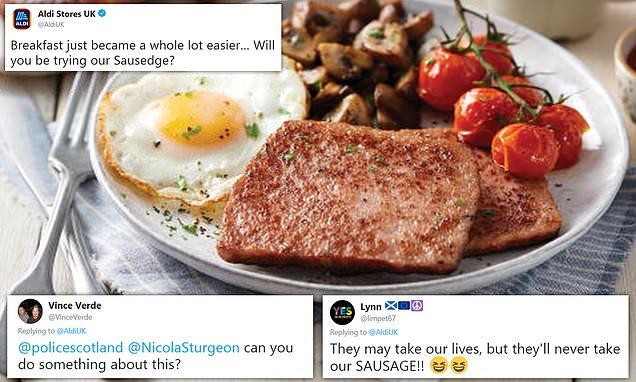 Scots accuse Aldi of cultural appropriation