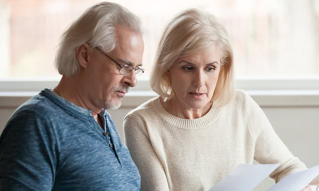 Warning as over-55s withdraw £12billion in 'equity release' boom