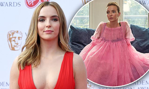 Jodie Comer says she has 'zero' dating life after Killing Eve role