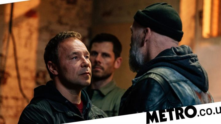 Stephen Graham has no idea who H is even after reading Line of Duty script