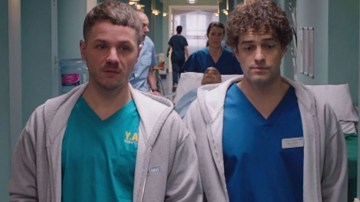 Holby City spoilers for next week – Dom's loved ones team up against Isaac