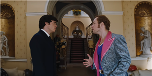John Reid & Elton John's IRL Relationship Was *Much* More Involved Than 'Rocketman' Shows