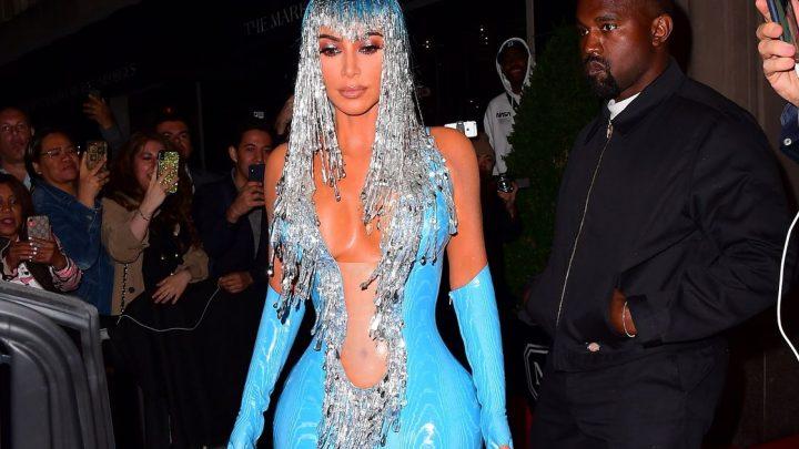 Truth behind Kim Kardashian's tiny waist at the MET Gala