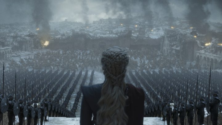 Here's What Happened In The End Of 'Game Of Thrones'