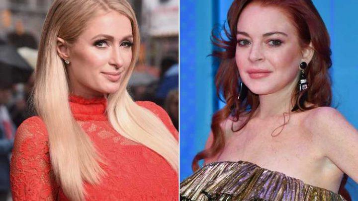 Paris Hilton calls Lindsay Lohan 'lame' and 'embarrassing'
