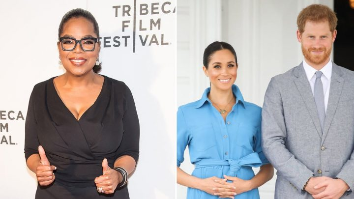 Oprah Winfrey's Gift For Meghan Markle and Prince Harry's Baby Truly Is a Novel Idea