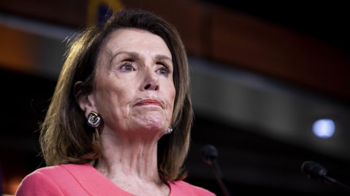 Pelosi suggests Trump impeachment as an information-gathering tool
