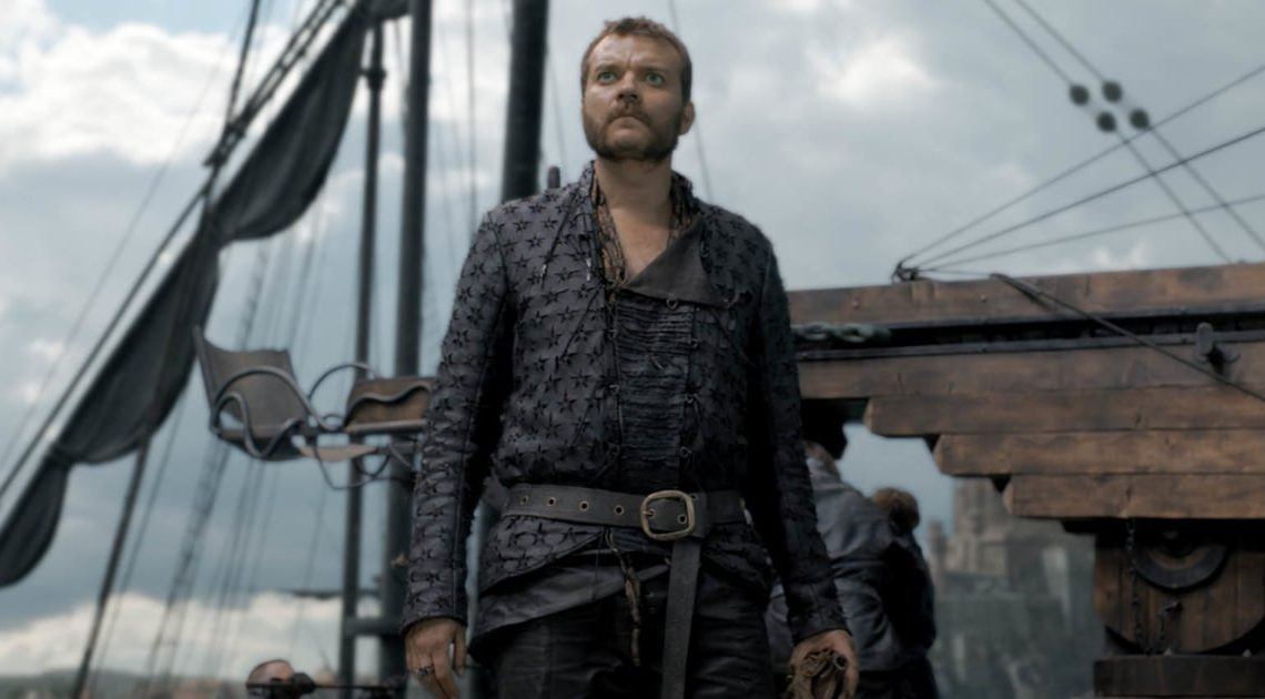 """It's Not Just You, Game of Thrones Fans — Pilou Asbæk Says Euron Was """"Such a F*cking Idiot"""""""