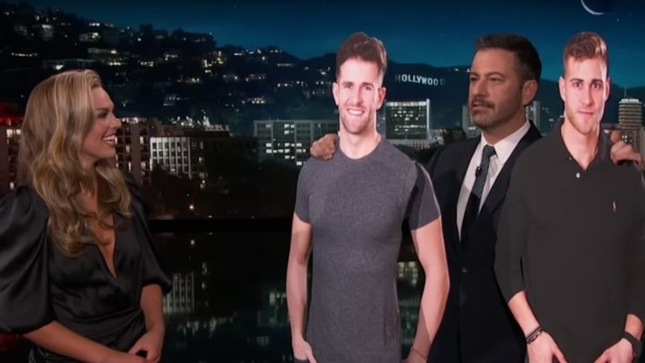 Jimmy Kimmel Predicted The Bachelorette Winner, and We're SO on Board With His Choice