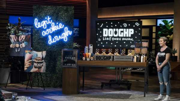 Doughp on Shark Tank: Is this cookie dough legit enough to land a shark?
