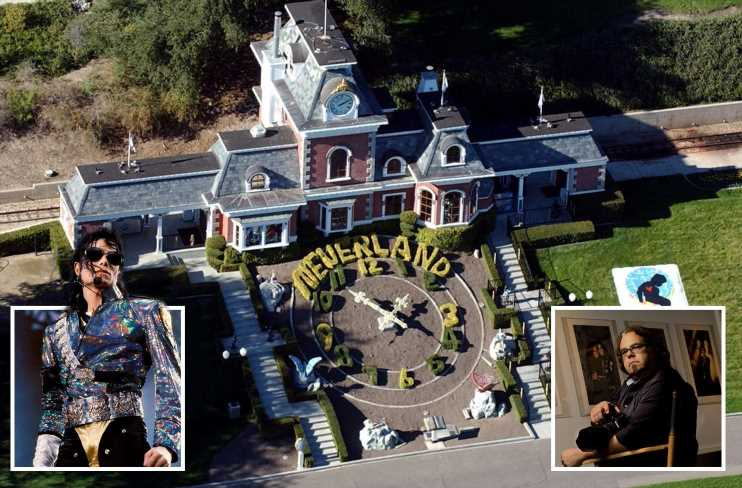 Michael Jackson's photographer slams Leaving Neverland and claims director is 'twisting his words' over train station abuse dates