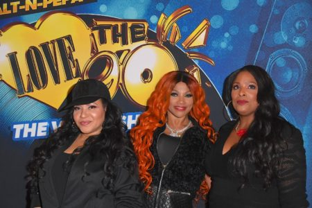 DJ Spinderella Said She's 'Deeply Saddened' After Being Fired From Salt-N-Pepa