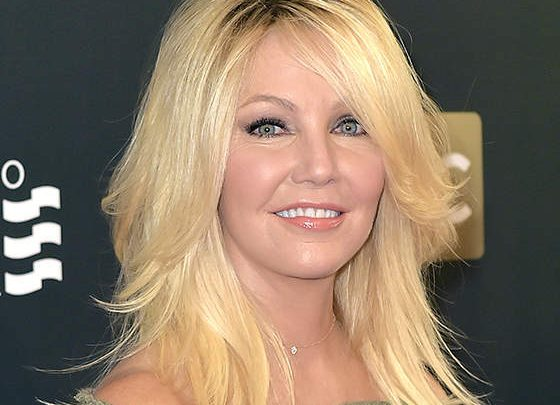 Heather Locklear Is Back In Rehab