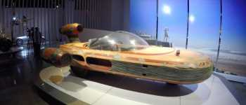 Video: /Film Visits 'Hollywood Dream Machines', the World's Largest Museum Exhibit of Sci-Fi Vehicles