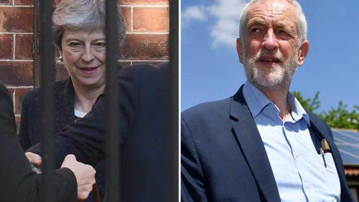 Brexit talks between May and Corbyn collapse without a deal after six weeks