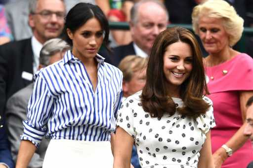 Kate Middleton And Meghan Markle Continue To Clash, The Palace Asks For Peace Within 'The Firm'