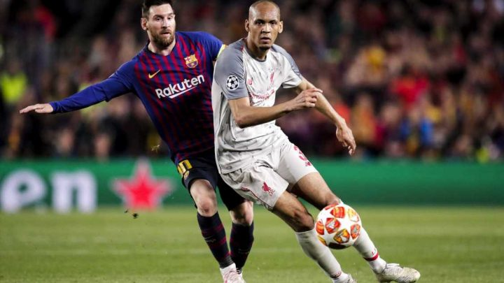 Liverpool petition to ban Messi from second leg for Fabinho 'punch' passes 3,500 signatures as fans insist 'he is most protected in world'