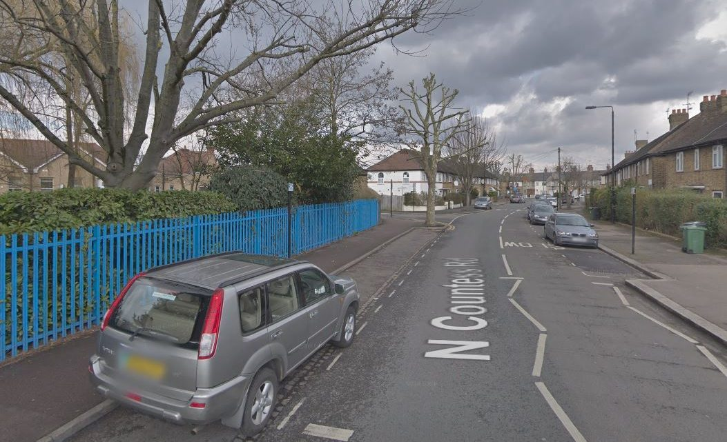 Teen, 14, rushed to hospital after being stabbed in broad daylight in East London – The Sun