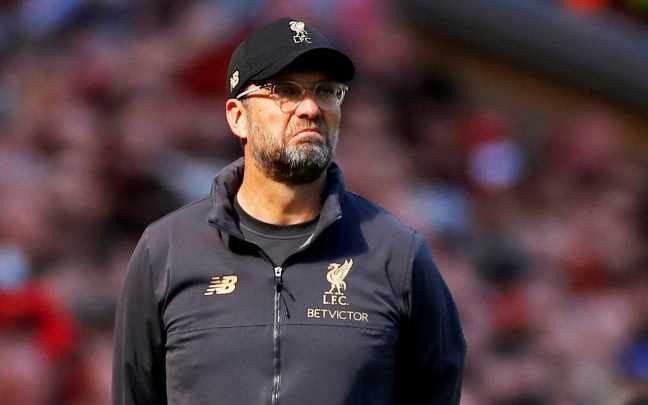 Klopp reveals Liverpool stars will only get a few days off before gruelling 'two-week pre-season' ahead of Champions League final