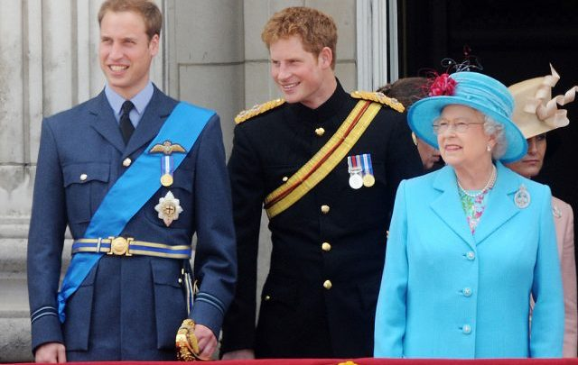 Are Prince William And Prince Harry Worth More Than Queen Elizabeth?