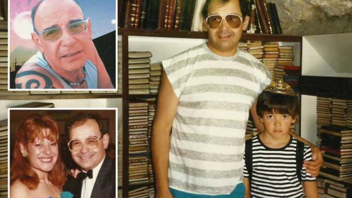 My solid, reliable dad became Britain's most notorious crystal meth dealer – and even did the drug with George Michael