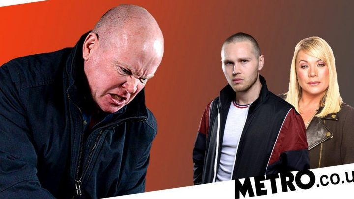 Phil Mitchell's rage as Sheanu is exposed in EastEnders