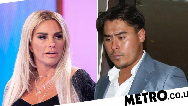 Exclusive: Katie Price's ex Alex Adderson coy about her cosmetic surgery