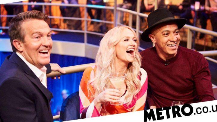 Emma Bunton reveals partner Jade Jones cried during Spice Girls tour rehearsal
