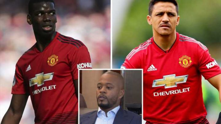 Pogba will be first to leave Man Utd in summer after being driven out by fans while Sanchez 'only came for money', blasts legend Evra