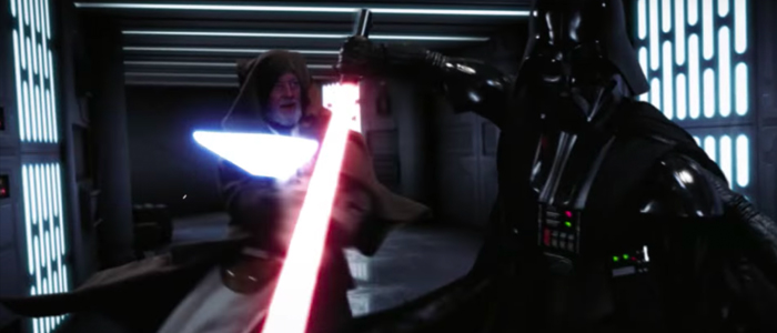 Star Wars Bits: Modern Recut of 'A New Hope's Lightsaber Fight, Peyton Reed's Star Wars Script, and More