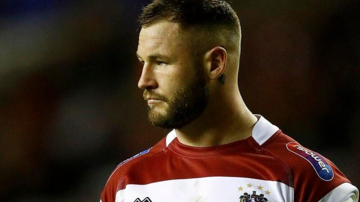 Zak Hardaker will sample Camp Nou after turning down two football deals