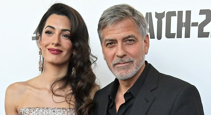 George and Amal Clooney Went on a Rare Public Date Night