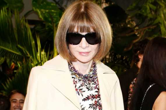 Lunch with Anna Wintour is worth about $20K