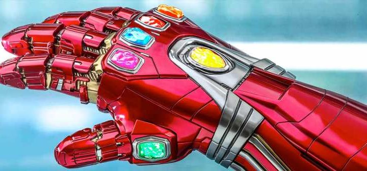 Cool Stuff: Hot Toys Releasing 'Avengers: Endgame' Life-Size Nano Gauntlet