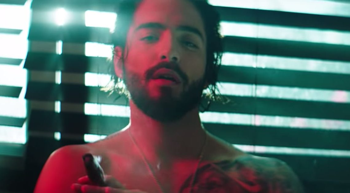 Grab a Towel — These Sexy Maluma Videos Will Make You Break Into an Instant Sweat