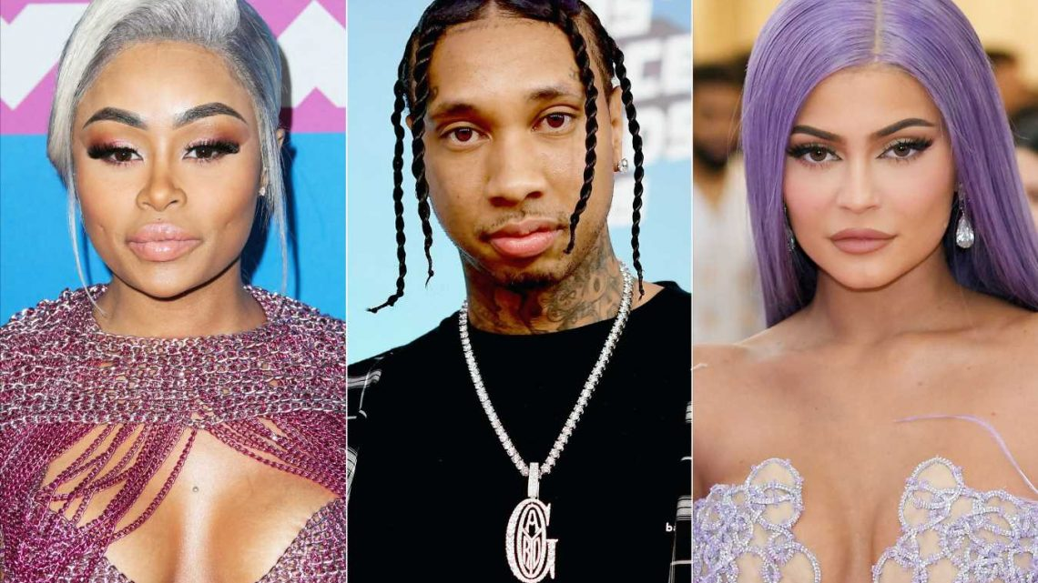 Blac Chyna Says She Learned About Tyga and Kylie Jenner's Relationship When She 'Got Thrown Out'