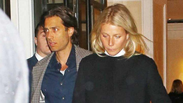 Gwyneth Paltrow & Husband Brad Falchuck Head to Pre-Met Gala Event