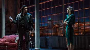 Broadway Review: Adam Driver, Keri Russell in 'Burn This'